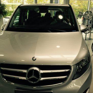 Mercedes V-klasse