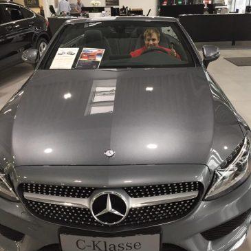 Mercedes C klasse 2016